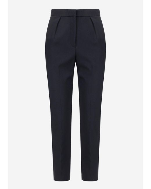 Theory - Black City Pant - Lyst