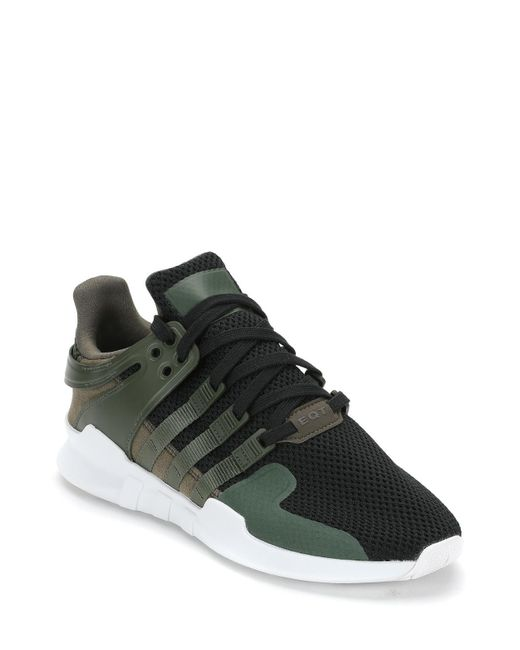 lowest price 816a1 10efa ... uk cheap sale best website cba0d 39c41 lyst adidas the eqt adv in  branch black and ...