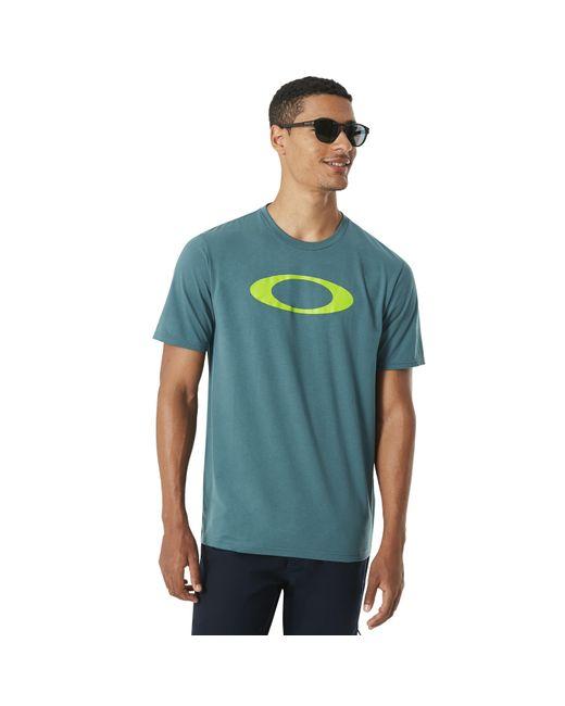 Oakley - Blue 50 Bold Ellipse Tee for Men - Lyst
