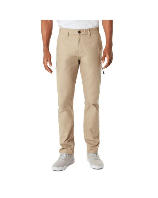 Oakley - Natural Icon Chino Pants for Men - Lyst