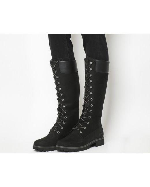 Timberland   Black 14 Inch Premium Boots   Lyst