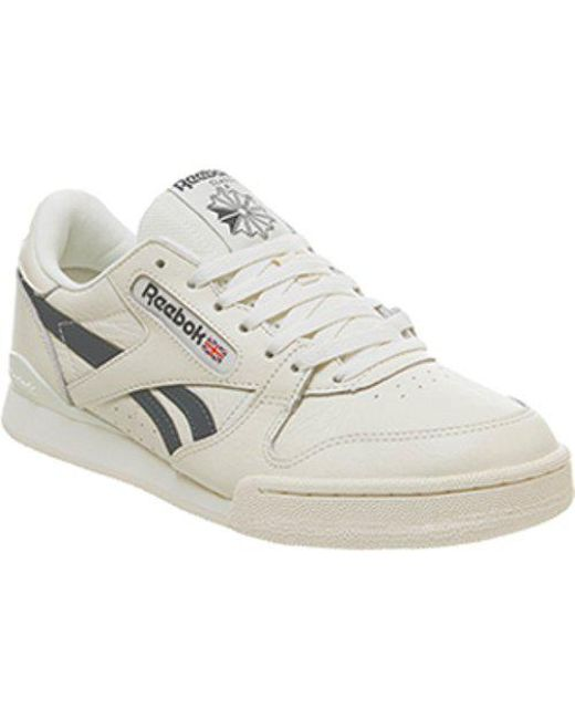 Lyst - Reebok Phase 1 Pro in White for Men f274cdc5e