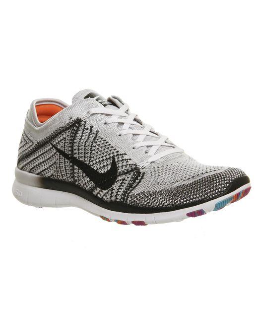 Nike | Black Dunk Sky Hi Essential Leather Trainers | Lyst