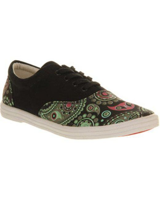 Bucketfeet - Black Lace Up - Lyst