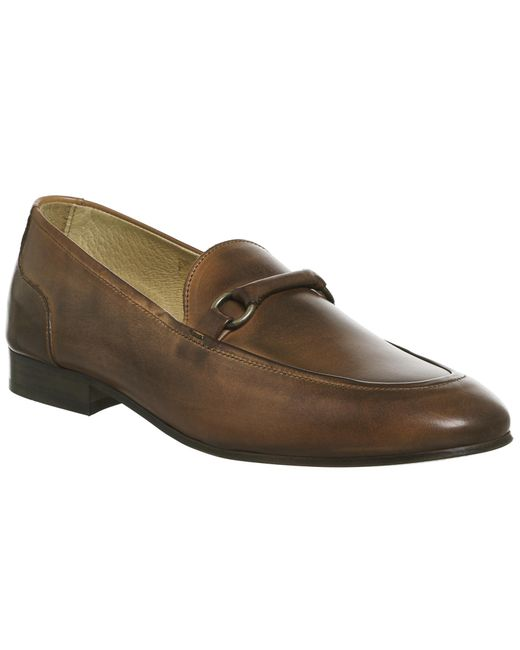 H by Hudson | Brown Renzo Loafers for Men | Lyst