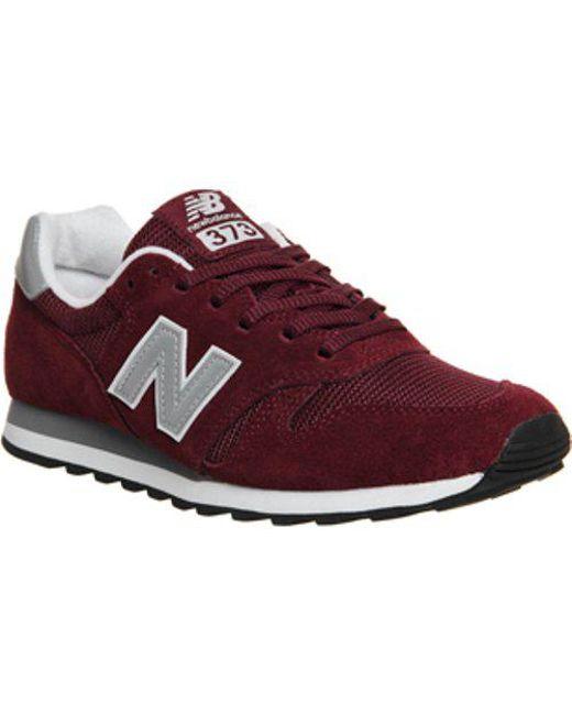 new balance m373 red