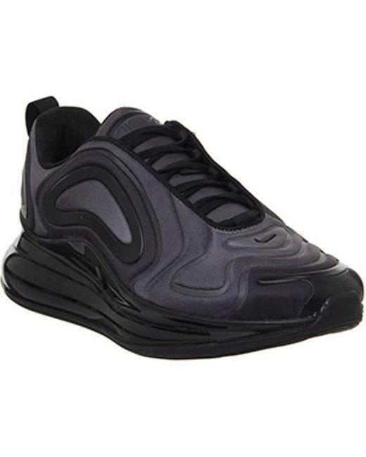 90d0bfb3d84 Nike Air Max 720 Te F in Black - Lyst