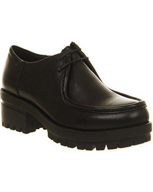 2637ca6fec5 Vagabond Kayla Shoe in Black - Lyst