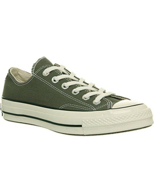 Converse Black All Star Ox 70 S For Men Lyst