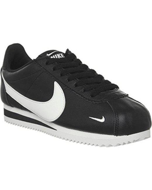 best service d5f65 00884 Nike. Women s Black Classic Cortez Og