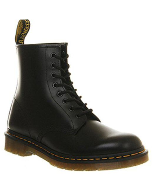 e2760d128688 Dr. Martens Dm 8 Eye Lace Boots in Black for Men - Lyst