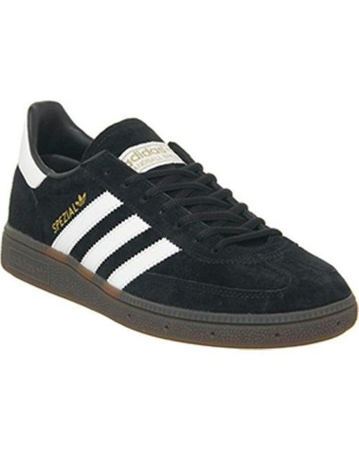 adidas Handball Spezial in Black for Men - Lyst 9a43e5a63