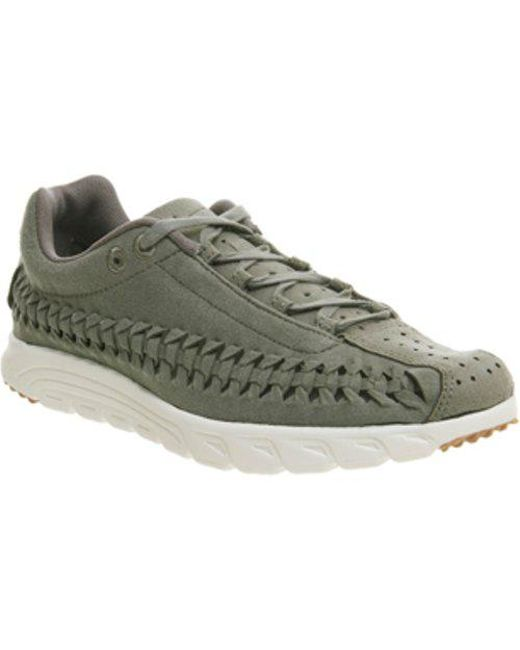 2c48d8d07590fa Nike Mayfly Woven in Natural for Men - Lyst