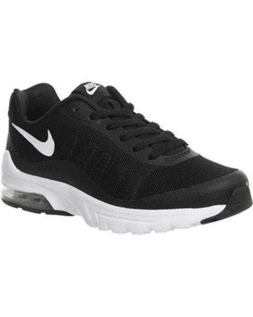 Nike - Black Air Max Invigor Trainers for Men - Lyst