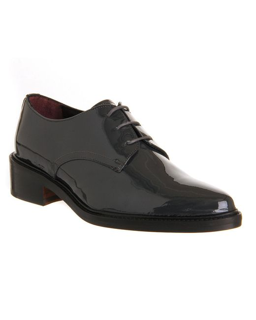 Office | Gray Vito Point Lace Up | Lyst