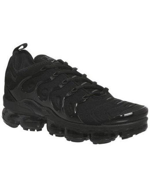 e9c5989245 Nike Vapormax Air Vapormax Plus in Black - Lyst