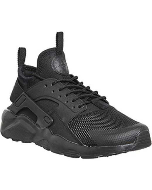 dc6530995597 Lyst - Nike Huarache Ultra Gs in Black for Men - Save 6%