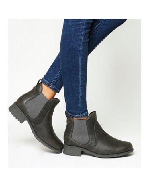 Ugg - Gray Bonham Chelsea Boot - Lyst
