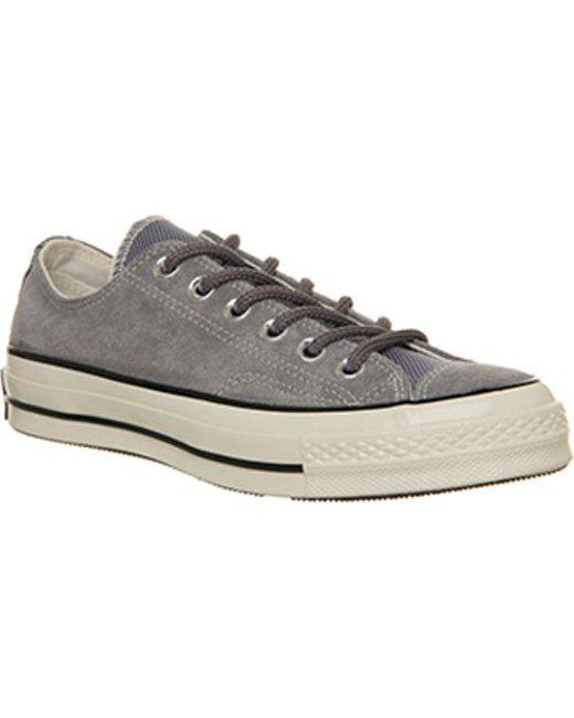 1d26760cb199ec Converse All Star Ox 70 S in Black for Men - Lyst
