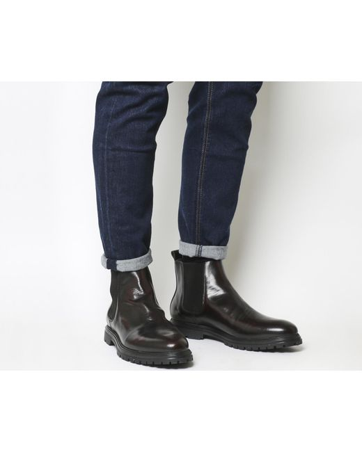 Office Multicolor Cage Cleat Sole Boots For Men Lyst