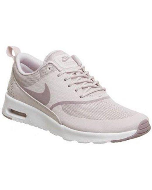best cheap 0878c a2ed9 Nike. Women s Pink Air Max Thea L