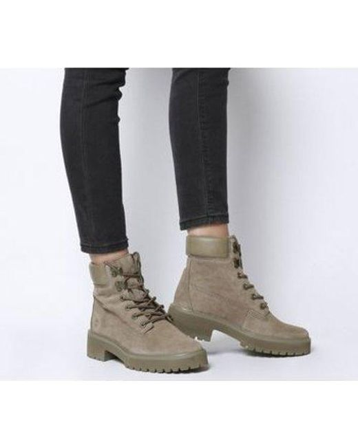 Timberland - Gray Carnaby Cool Boot - Lyst