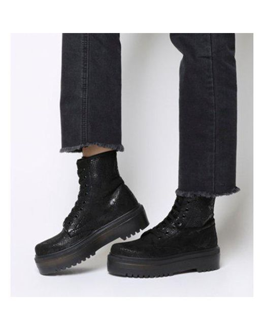 In Lace Lyst Atomize Black Sole Office Heavy Boot Up r0qI0ax