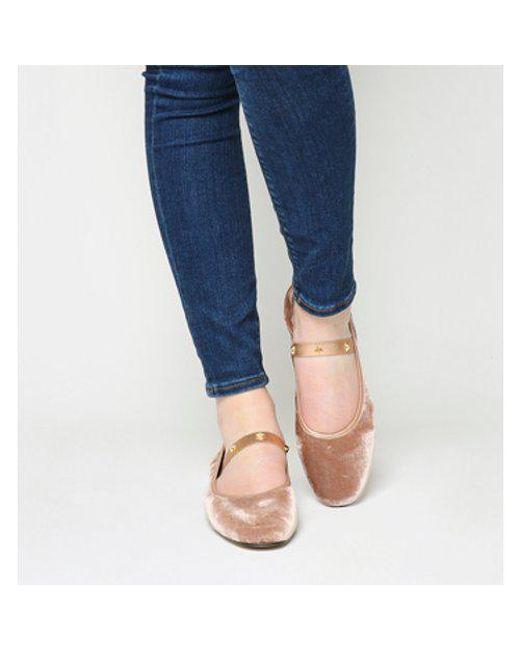 Office - Pink Fabienne Elastic Ballet - Lyst