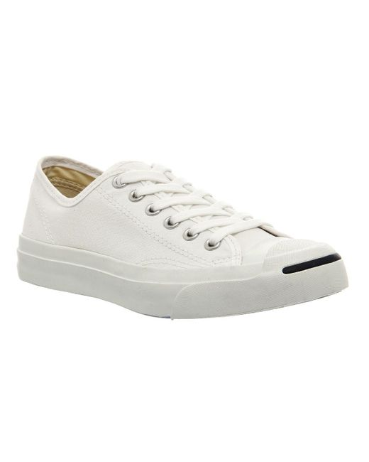 Converse | White Jack Purcell | Lyst