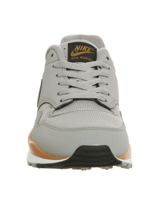 d64b5a8cd5 ... Nike - Gray Air Safari Trainers for Men - Lyst ...