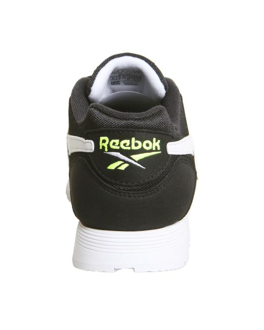 277a4159c93e ... Reebok - Black Rapide Trainers for Men - Lyst ...