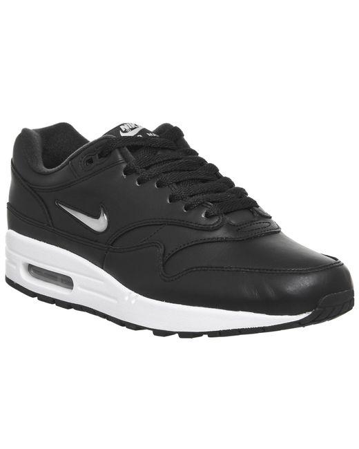 Nike - Black Air Max 1 Jewel for Men - Lyst