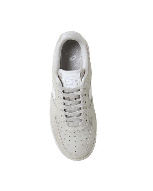 Lyst Nike 1 Air Force 1 Nike '07 En Blanco fbd71b