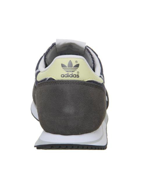 edbda5c455bc ... Adidas - Gray Zx280 Spezial Trainers for Men - Lyst ...