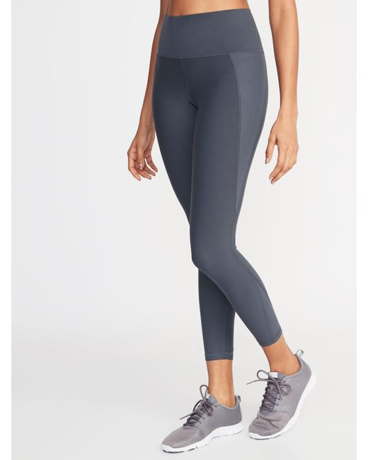 8ca82065e8051d Old Navy High-rise Elevate Built-in Sculpt 7/8-length Compression ...