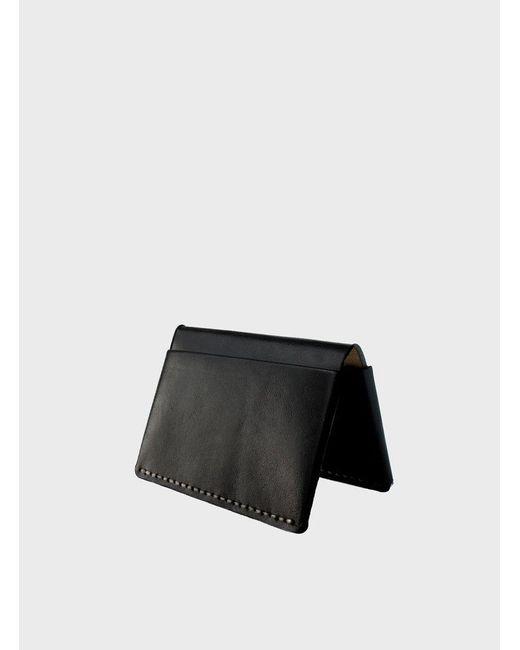 Makr   Black Horizon Four Wallet for Men   Lyst