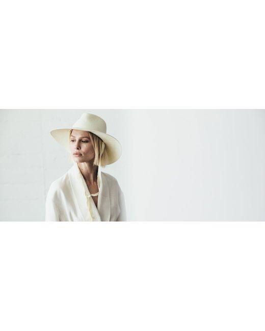 3745c770098 ... Janessa Leone - White Cezanne - Lyst ...