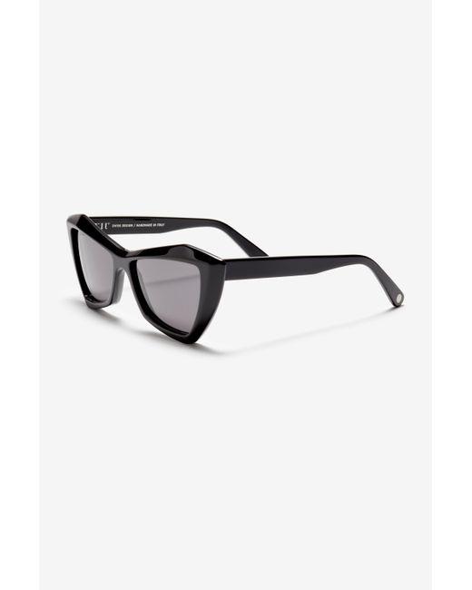 278df59acaad Dagmar - Black Viu X Ingrid Sunglasses - Lyst ...