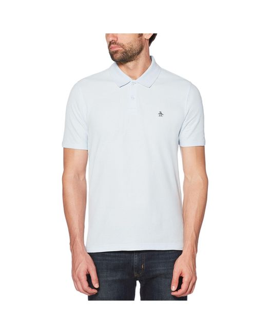 Original Penguin - White Pop Polo for Men - Lyst