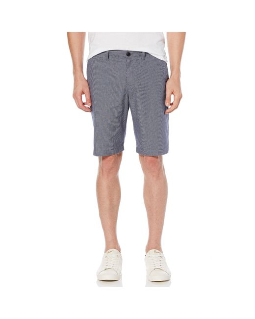 Original Penguin - Multicolor Dobby Plaid Short for Men - Lyst