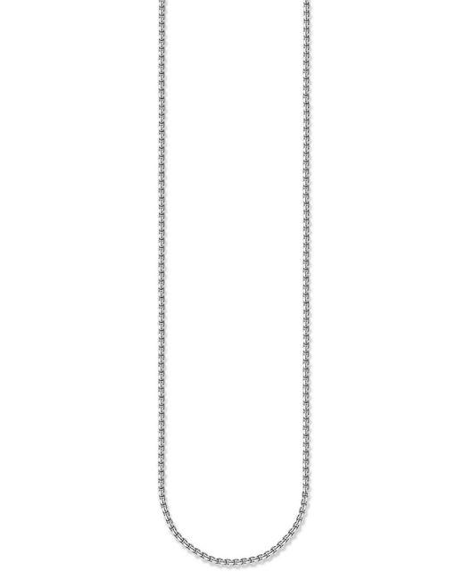 Thomas Sabo - Multicolor Silberkette »GESCHWÄRZT, KE1106-637-12-L42v, L50v, L70v« for Men - Lyst