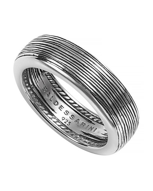 Baldessarini - Metallic Silberring »Y1069R/90/00/62« for Men - Lyst