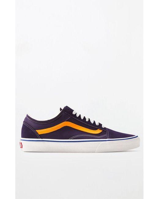 Lyst - Vans Purple Foam Old Skool Shoes in Purple for Men 52f8214d8