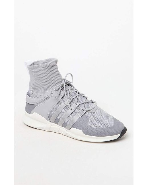 6de614e16 Lyst - adidas Eqt Support Adv Winter Shoes in Gray for Men - Save 60%