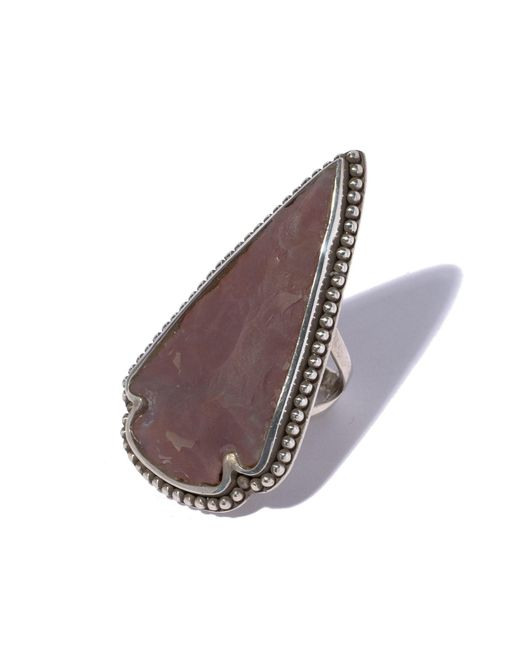 Pamela Love | Purple Jasper Ring - Size 7 | Lyst