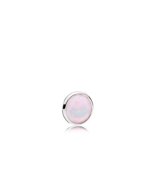 Pandora | Multicolor October Droplet Petite Locket Charm | Lyst