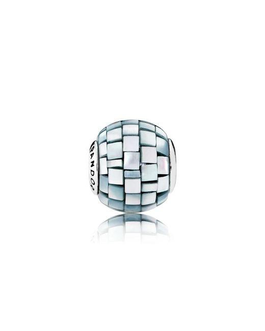 Pandora - Blue Essence Balance Charm - Lyst