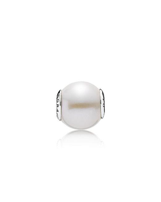 Pandora   White Essence Dignity Charm   Lyst