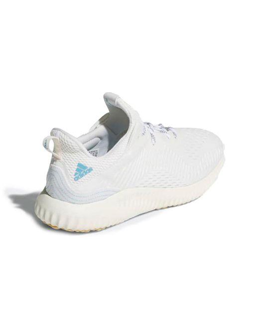 Lyst Adidas Alphabounce Parley Scarpe Da Corsa In Bianco Per Gli Uomini.