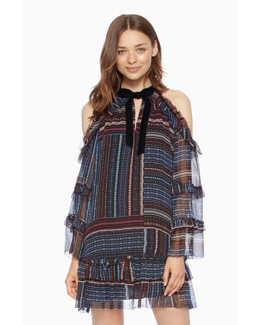 Parker | Blue Bianca Dress | Lyst